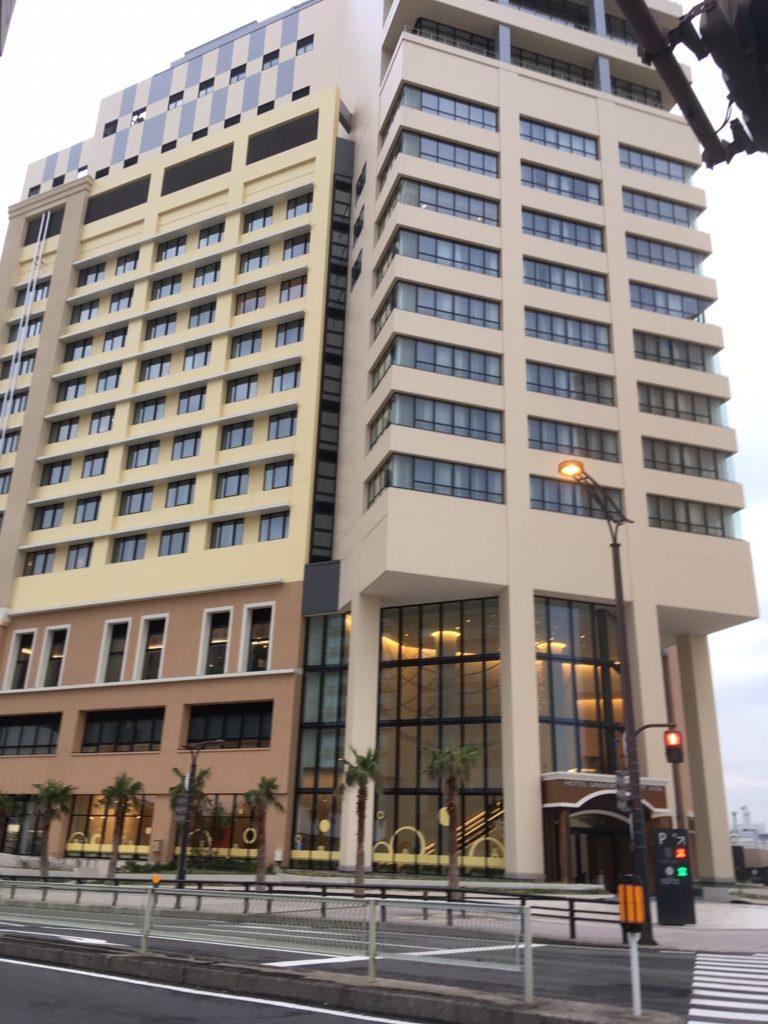 USJ オフィシャルホテル 〇〇○でUSJに30分前入場?